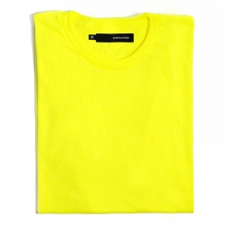 T-Shirt neon yellow breeze